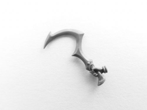 Khinerai barbed sickle (d)